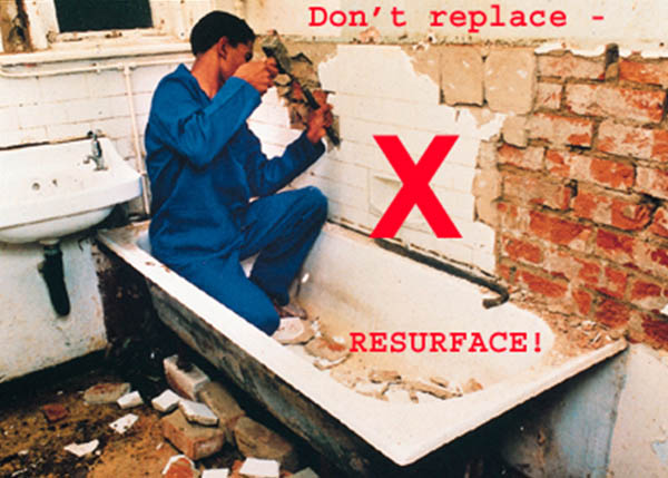 dont replace bath removal