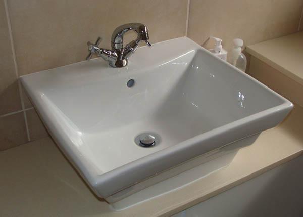 reenameled sink mend-a-bath